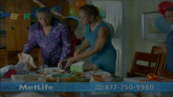 MetLife TV Spot, 'After Dinner' - Thumbnail 1