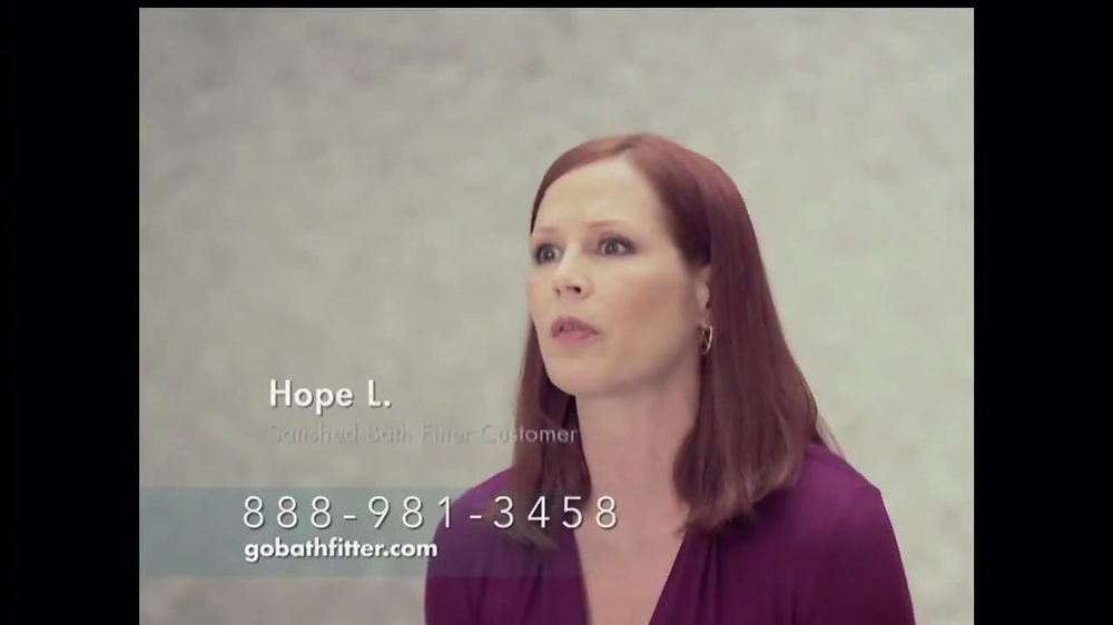 Bath Fitter TV Commercial, 'The Remodel' - iSpot.tv