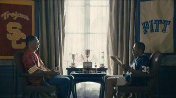 Nissan TV Spot, 'Heisman House: Trademarked' Featuring Marcus Allen