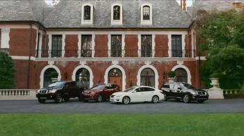 Nissan TV Spot, 'Heisman House: Trademarked' Featuring Marcus Allen - Thumbnail 1