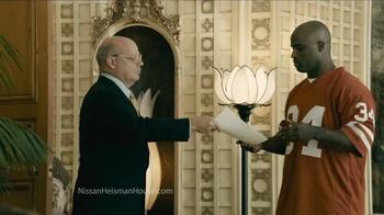 Nissan TV Spot, 'Heisman House: Trademarked' Featuring Marcus Allen - Thumbnail 6
