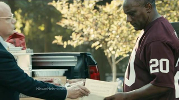 Nissan TV Spot, 'Heisman House: Trademarked' Featuring Marcus Allen - Thumbnail 7