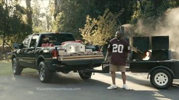 Nissan TV Spot, 'Heisman House: Trademarked' Featuring Marcus Allen - Thumbnail 8