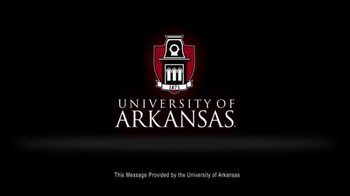 University of Arkansas TV Spot, 'Our Calling is to Greatness' - Thumbnail 6