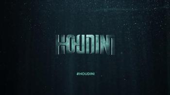 Capital One Quicksilver TV Spot, 'Houdini' - Thumbnail 9