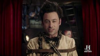 Capital One Quicksilver TV Spot, 'Houdini' - Thumbnail 1