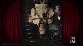 Capital One Quicksilver TV Spot, 'Houdini' - Thumbnail 3