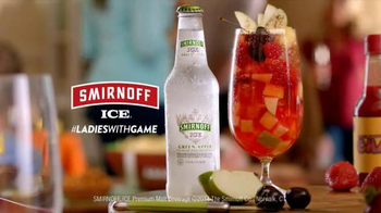 Smirnoff Ice TV Spot, 'Playoff Preparada' - Thumbnail 5