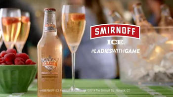 Smirnoff Ice TV Spot, 'Big Game Bellini' - Thumbnail 10