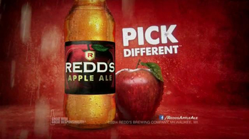 Redd's Apple Ale & Strawberry Ale TV Spot, 'Heads Up!' - Thumbnail 9