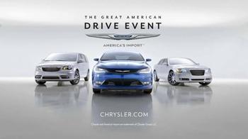 2015 Chrysler 200C TV Spot, 'All New' - Thumbnail 5