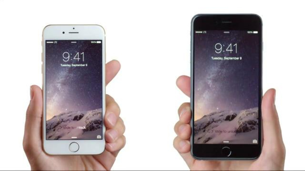 Apple iPhone 6 TV Commercial, 'Duo' Featuring Justin Timberlake, Jimmy Fallon