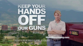 National Rifle Association TV Spot, 'Michael Bloomberg' - Thumbnail 9