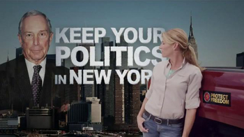 National Rifle Association TV Spot, 'Michael Bloomberg' - Thumbnail 8