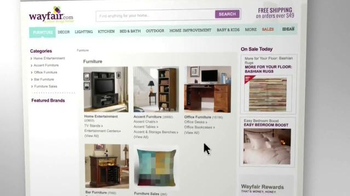 Wayfair TV Spot, 'A Place to Love' - Thumbnail 3