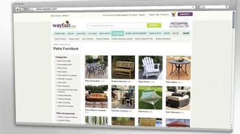Wayfair TV Spot, 'A Place to Love' - Thumbnail 4