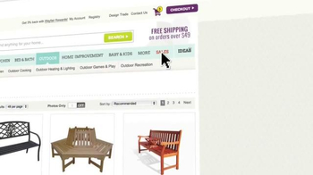Wayfair TV Spot, 'A Place to Love' - Thumbnail 9