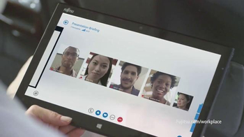 Fujitsu TV Spot, 'Human Centric Workplace' - Thumbnail 3