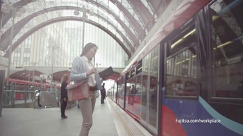 Fujitsu TV Spot, 'Human Centric Workplace' - Thumbnail 4