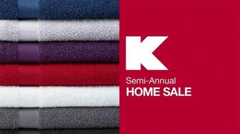 Kmart Semi-Annual Home Sale TV Spot, 'Home Items' - Thumbnail 2