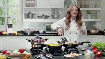 Royal Prestige TV Spot, 'Nutritivo' Con Chef Marcela Valladolid [Spanish]