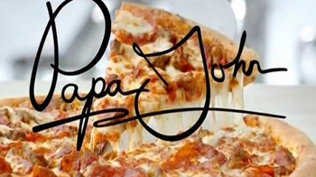 Papa John's Pizza de Dos Ingredientes TV Spot [Spanish] - Thumbnail 4
