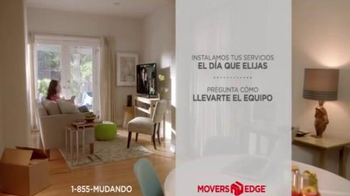 XFINITY TV Spot, 'Movers Edge' [Spanish] - Thumbnail 10
