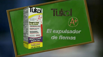 Tukol Cough & Cold TV Spot, 'Tos' [Spanish] - Thumbnail 8