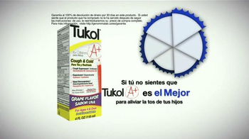 Tukol Cough & Cold TV Spot, 'Tos' [Spanish] - Thumbnail 9