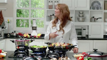 Royal Prestige TV Spot, 'Compartir' Con Chef Marcela Valladolid [Spanish] - Thumbnail 4