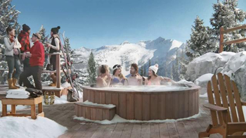 Old Spice Swagger TV Spot, 'Hot Tub' - Thumbnail 1
