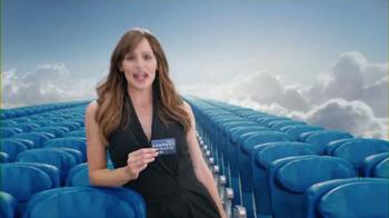 Capital One Venture Card TV Spot, 'Seats' Ft. Jennifer Garner - Thumbnail 10