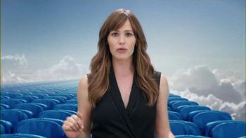 Capital One Venture Card TV Spot, 'Seats' Ft. Jennifer Garner