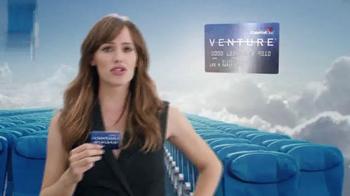Capital One Venture Card TV Spot, 'Seats' Ft. Jennifer Garner - Thumbnail 9