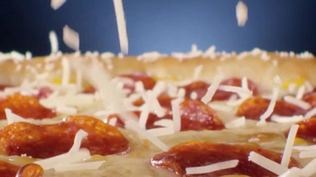 Little Caesars Hot-N-Ready Soft Pretzel Crust Pizza TV Spot, 'Hold Music' - Thumbnail 9