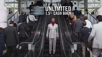 Capital One Quicksilver TV Spot, 'Harsh Reality' Feat. Samuel L. Jackson - Thumbnail 7