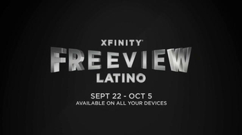 XFINITY Freeview Latino TV Spot, 'Freeview Latino is Back!'