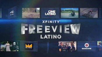 XFINITY Freeview Latino TV Spot, 'Freeview Latino is Back!' - Thumbnail 2