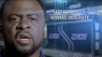 Mid-Eastern Athletic Conference TV Spot Ft. Earl Holmes, Connell Maynor - 7 commercial airings