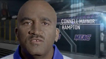 Mid-Eastern Athletic Conference TV Spot Ft. Earl Holmes, Connell Maynor - Thumbnail 4