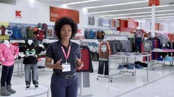 Kmart $10 Down Layaway TV Spot - Thumbnail 4