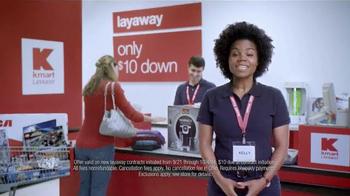 Kmart $10 Down Layaway TV Spot - Thumbnail 7