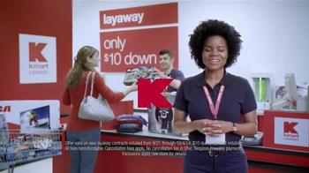 Kmart $10 Down Layaway TV Spot - Thumbnail 9