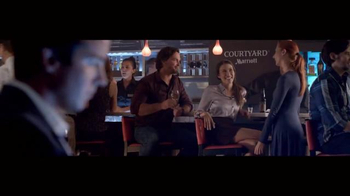 Courtyard Marriott TV Spot, 'Viking Ship' - Thumbnail 9