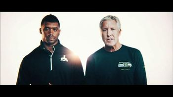 Vulcan, Inc. TV Spot, 'Tackle Ebola' Featuring Pete Carroll, Russell Wilson - 69 commercial airings