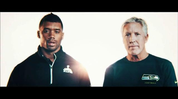 Vulcan, Inc. TV Spot, 'Tackle Ebola' Featuring Pete Carroll, Russell Wilson - Thumbnail 1