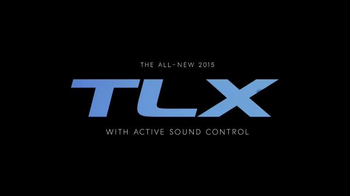 2015 Acura TLX TV Spot, 'Crows' Song by Ari Pulkkinen - Thumbnail 9