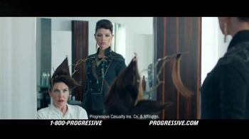 Progressive Snapshot TV Spot, 'HairSalon' - 12139 commercial airings