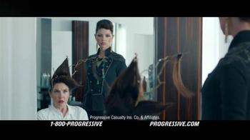 Progressive Snapshot TV Spot, 'HairSalon' - 12139 commercial airings