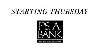 JoS. A. Bank TV Spot, 'September: 50% Off 3+' - Thumbnail 2